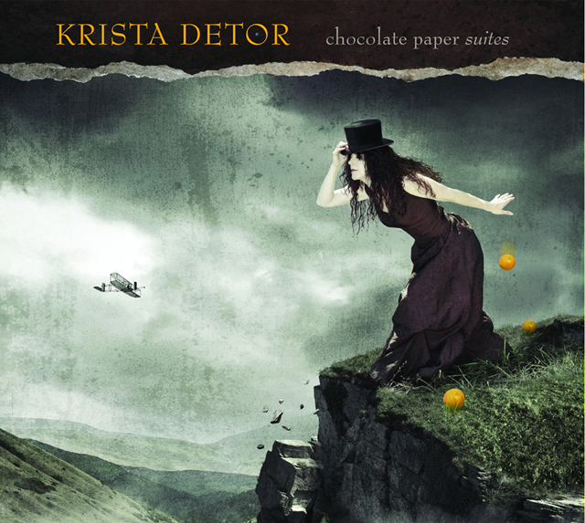Cover of Krista Detor's CD